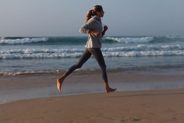 マラソンの練習中に出現しやすい腸脛靭帯炎について