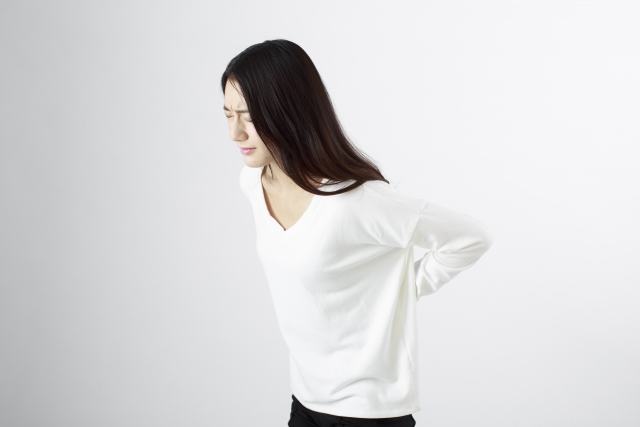 腰痛と股関節の関連