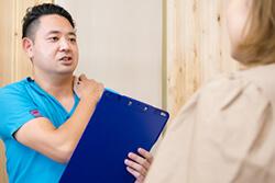 ⑦術後の説明と今後の治療計画